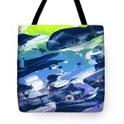 Love Those Diagonals - Purple 2 Tote Bag