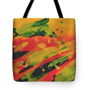 Love Those Diagonals - Yellow 1 Tote Bag