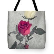Love Through The Darkness Tote Bag