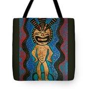 Love Tiki Tote Bag