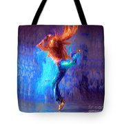 Love To Dance Tote Bag
