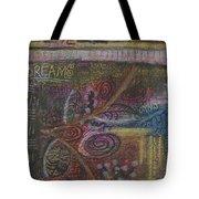 Love To Dream Tote Bag
