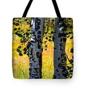 Love Trees Tote Bag