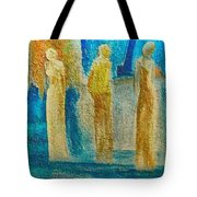Love Triangle Tote Bag