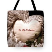 Love Victorian Style 2 Tote Bag