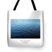 Love What Is Simple Tote Bag