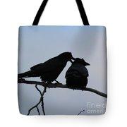 Love Whispering Tote Bag