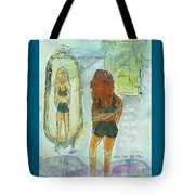 Love Who You Are  Tote Bag