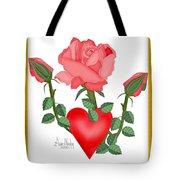 Love Will Grow Tote Bag