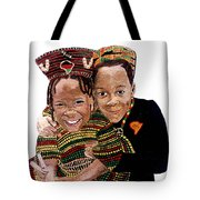 Love You Sister Love You Brother Tote Bag