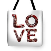 Love You To Death Tote Bag