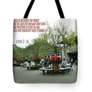 Love Your Children Tote Bag