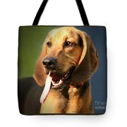 Loveable Hound Tote Bag