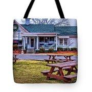 Loveless Cafe Tote Bag