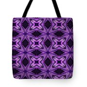 Lovely As A Purple Thought Tote Bag