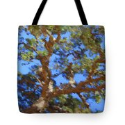 Lovely As A Tree Tote Bag
