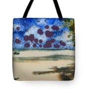 Lovely Beach Tote Bag