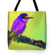 Lovely Bird Tote Bag