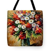 Lovely Bouquet Tote Bag