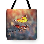 Lovely Couple Tote Bag