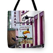 Lovely Day For A Guinness Macroom Ireland Tote Bag