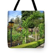 Lovely Day In The Garden Tote Bag by Carol Groenen