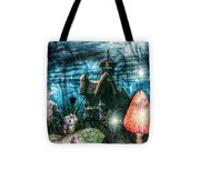 Lovely Evening For A Stroll Tote Bag