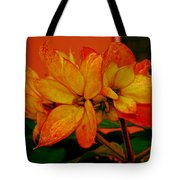 Lovely Flowers1 Tote Bag