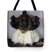 Lovely Ganesha, Valparai Tote Bag