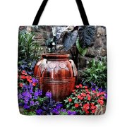 Lovely Garden  Tote Bag