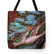 Lovely Hair Tile Tote Bag