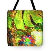 Lovely Leaves Tote Bag