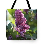 Lovely Lilac Tote Bag
