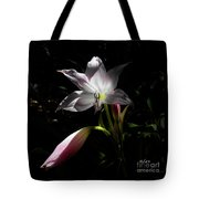 Lovely Lilies Partners Tote Bag