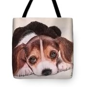 Lovely Pet Tote Bag