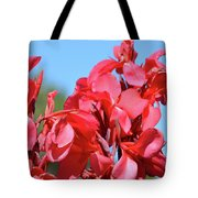 Lovely Pink Flowers  Tote Bag