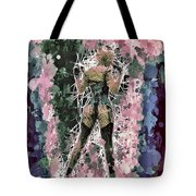 Lovely Silhouette Tote Bag