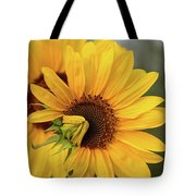 Lovely Sunflowers Tote Bag