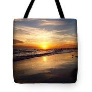 Lovely Sunset Tote Bag