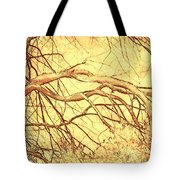 Lovely Twists In Nature Tote Bag
