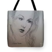 Lovely Vivien Tote Bag