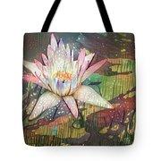 Lovely Waterlilies 2 Tote Bag