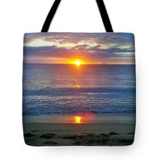 Lovers Last Light Tote Bag