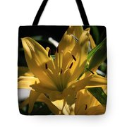Lover's Lilly II Tote Bag