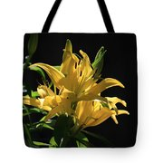 Lover's Lilly Tote Bag