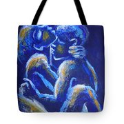 Lovers - Night Of Passion 4 Tote Bag