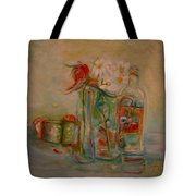 Lovers Picnic Tote Bag