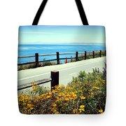 Lovers Point Walkway Tote Bag