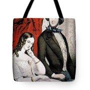 Lovers Quarrel, 1846 Tote Bag