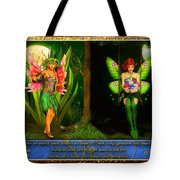 Love's Growth Tote Bag